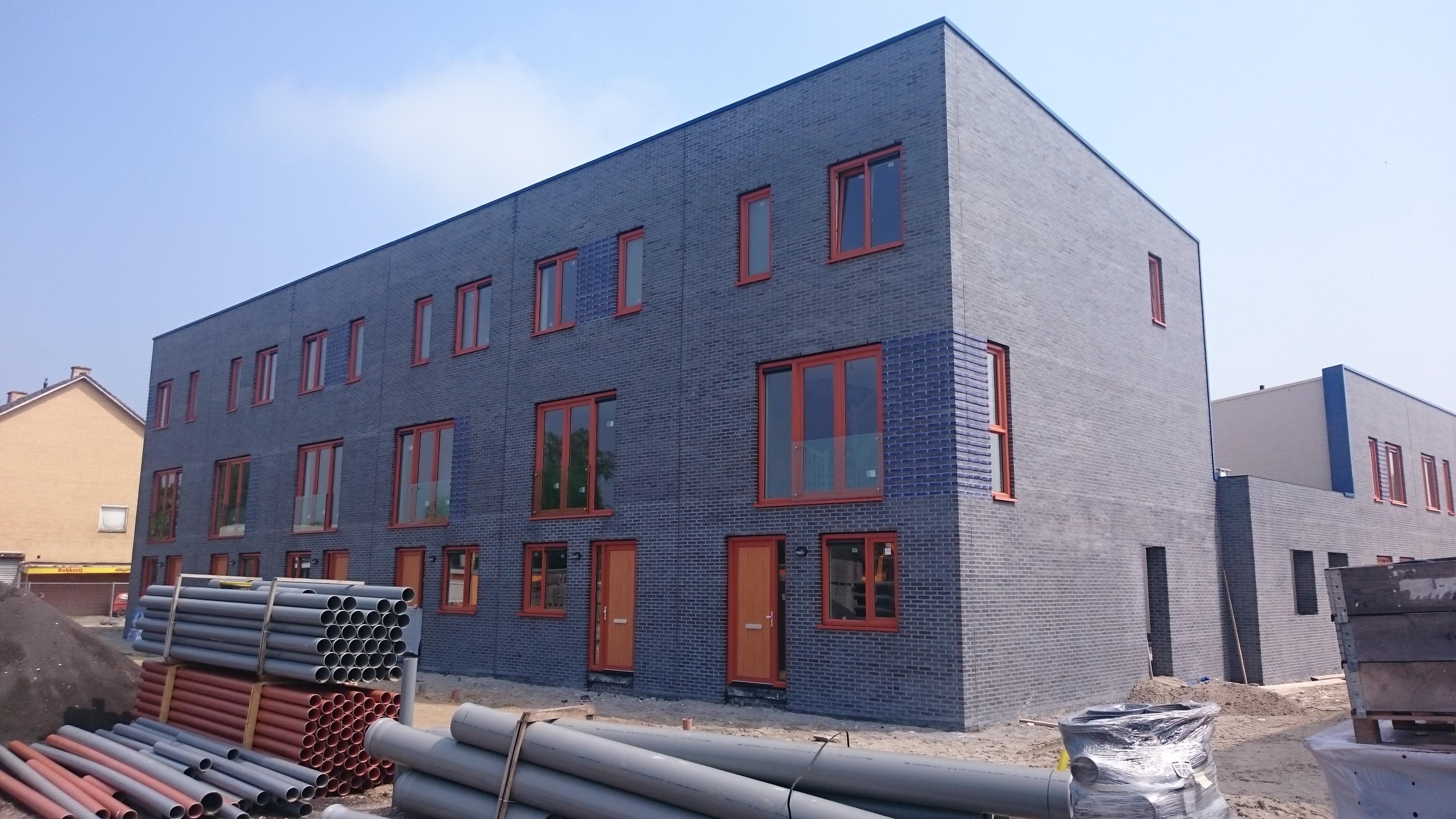 Nieuwbouw zsw gouda vordert snel a3 architecten for Gulden interieur rotterdam