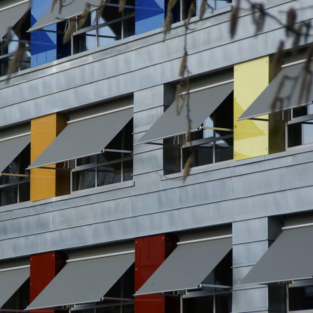 Denhaag a3 architecten for Gulden interieur rotterdam