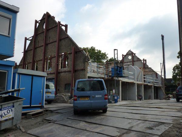 Transformatie Dyckgraaf Poortugaal