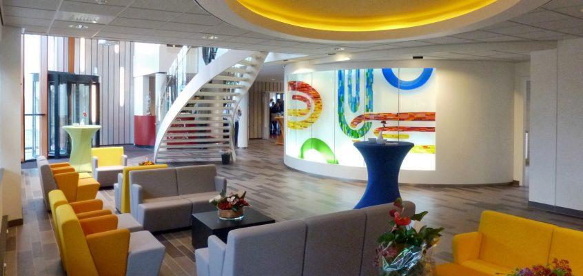 Kantoor OCLC interieur