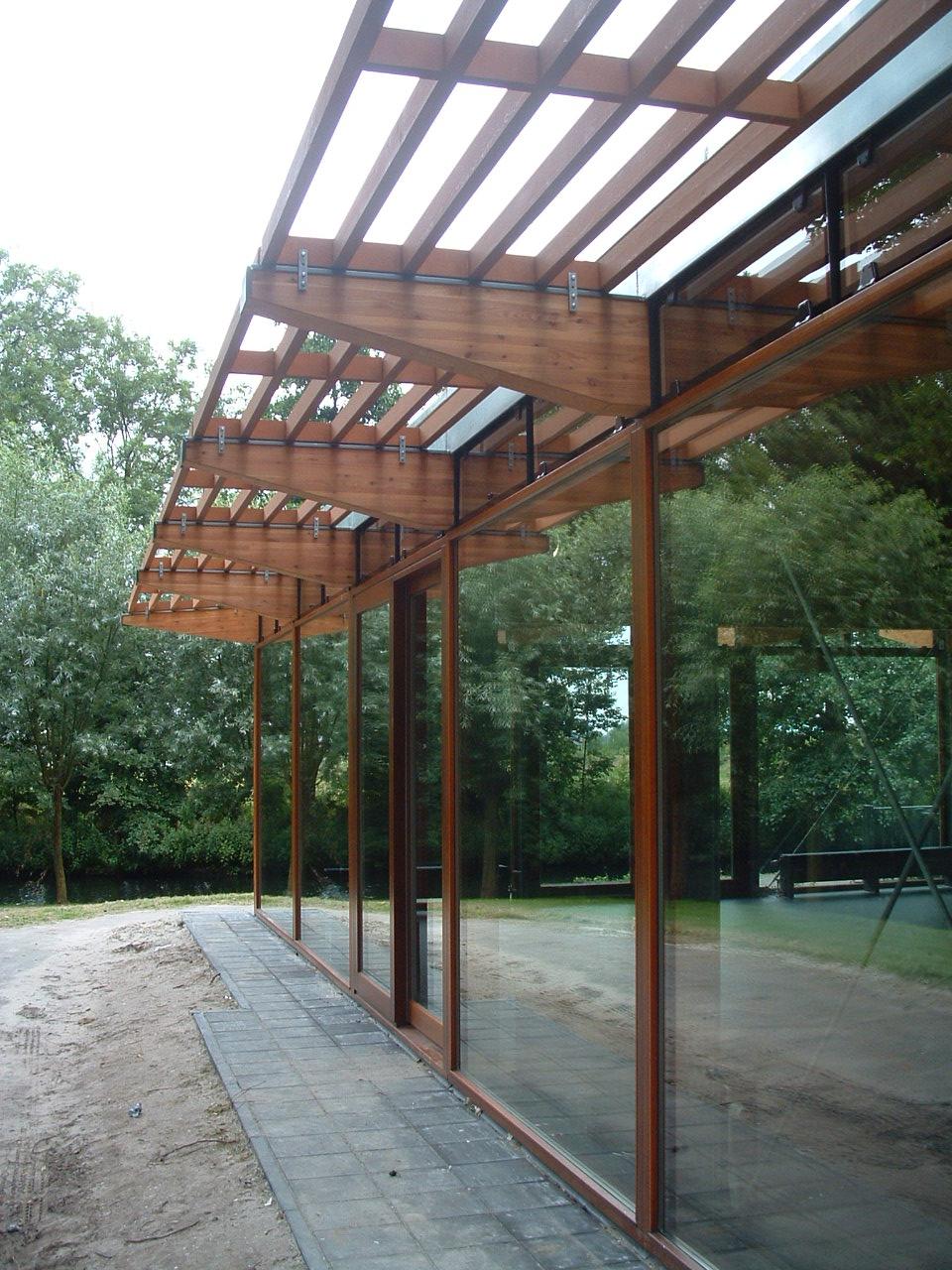 Paviljoen a3 architecten for Gulden interieur rotterdam