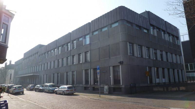 Woudagebouw Utrecht transformatie | Oude situatie