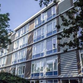Rietveld woningen Utrecht renovatie