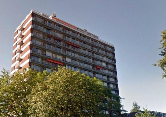 Olympusflat Rotterdam Renovatie | Oude situatie