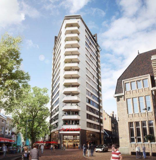 Neudeflat Utrecht transformatie