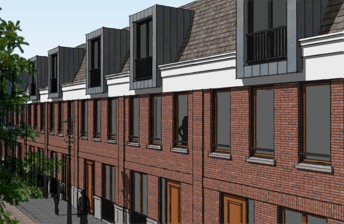 Roggeveenstraat DenHaag Nieuwbouw