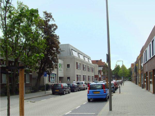 De Klaver Rotterdam nieuwe situatie