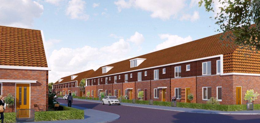 Prijsvraag levert 100 sociale huurwoningen op a3 architecten for Nieuwbouw rotterdam huur