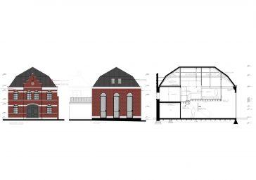 Start verbouwing rijksmonument Bethel te Willemstad