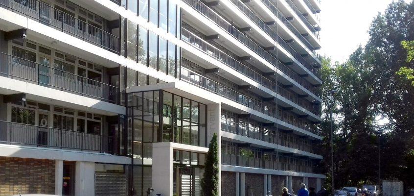 Ommoord a3 architecten for Gulden interieur rotterdam