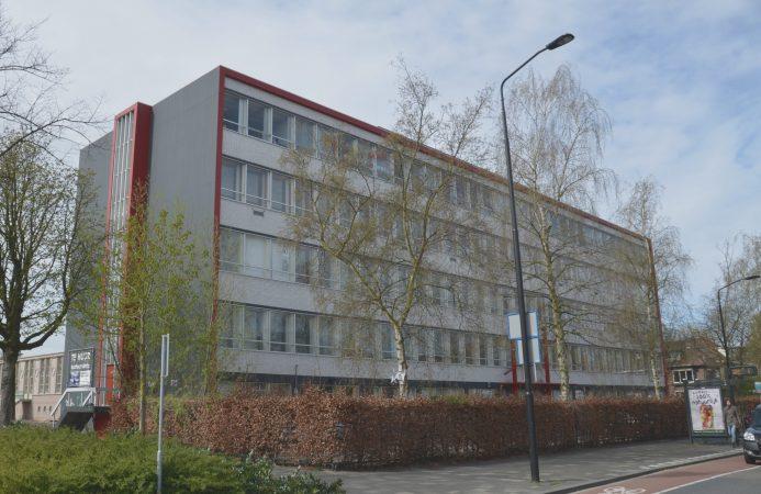 Het huidige gebouw