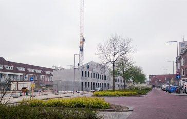 Voortgang Putsebocht te Rotterdam