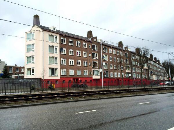 Bestaande situatie project Graadt van Roggenweg
