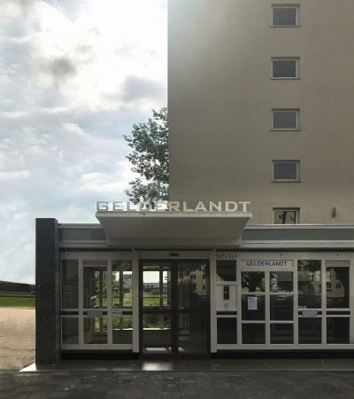 Entree Gelderlandtflat Overschie