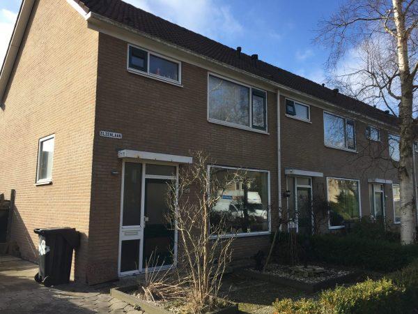 Oude situatie Bomenwijk Heerhugowaard