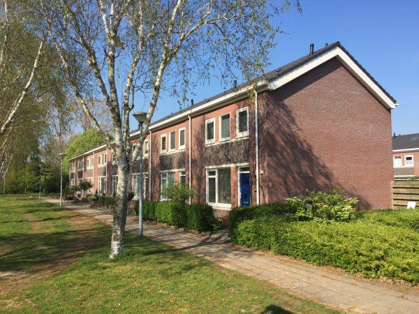 Nieuwe situatie project PeGe woningen in Wijchen