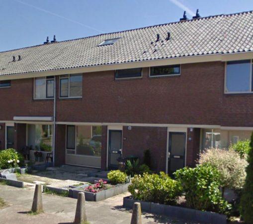 Oude situatie Palenstein Zoetermeer