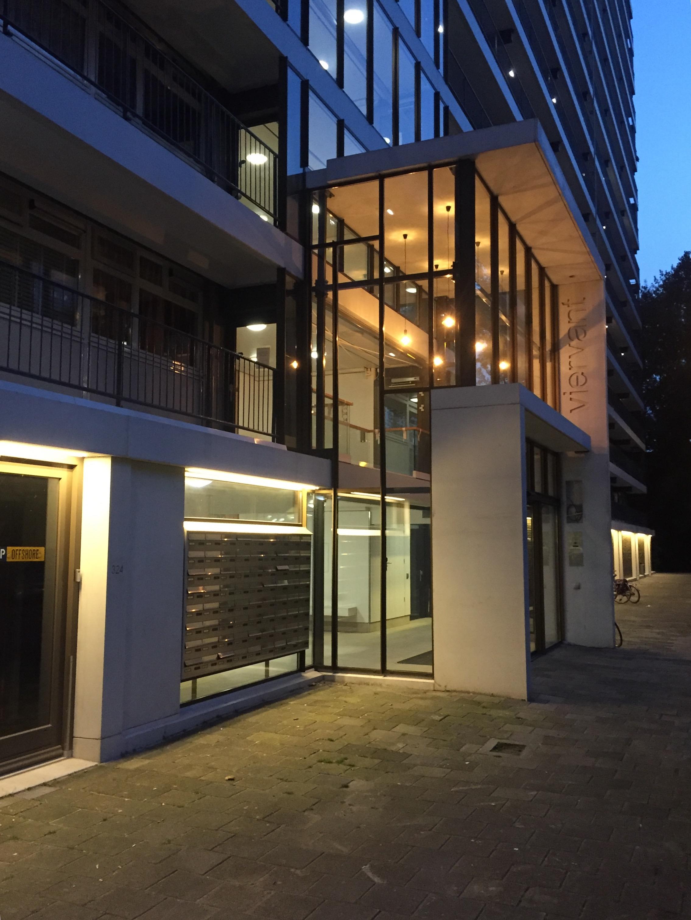 Detail v d dag era flats a3 architecten for Gulden interieur rotterdam