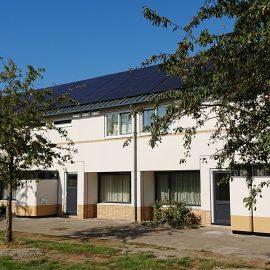 Projectbezoek woningrenovatie Palenstein Zoetermeer