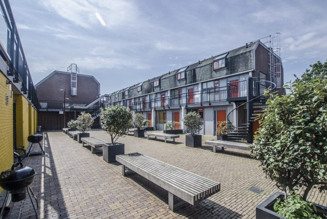Dekkenplan Zoetermeer