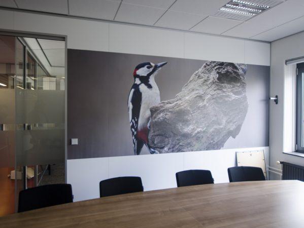 Interieur kantoor OCLC