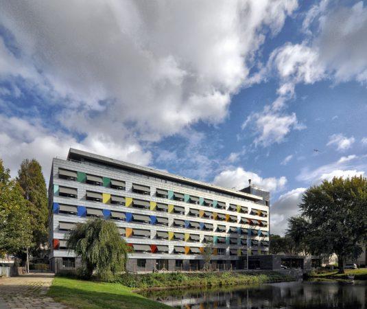 Vijverzicht Den Haag renovatie