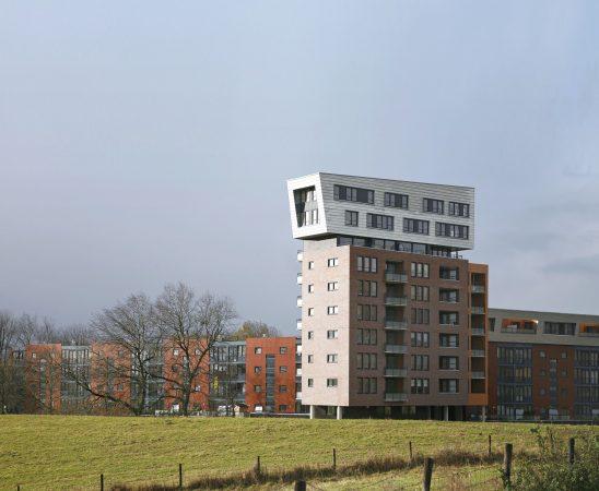 De Dalen Rozenburg Stedenbouw
