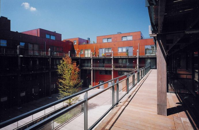 Parkhof Maassluis Nieuwbouw