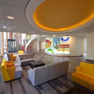 OCLC Leiden interieur