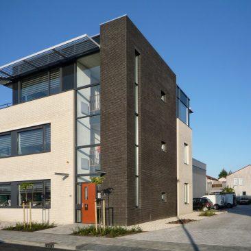 Koraalrood Zoetermeer Utiliteitsbouw