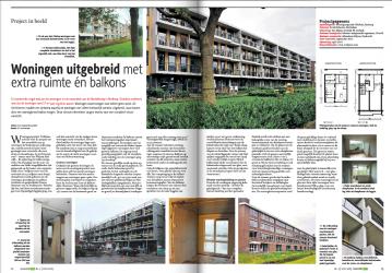 Publicatie Mendelweg in Renovatie Totaal Mei 2015