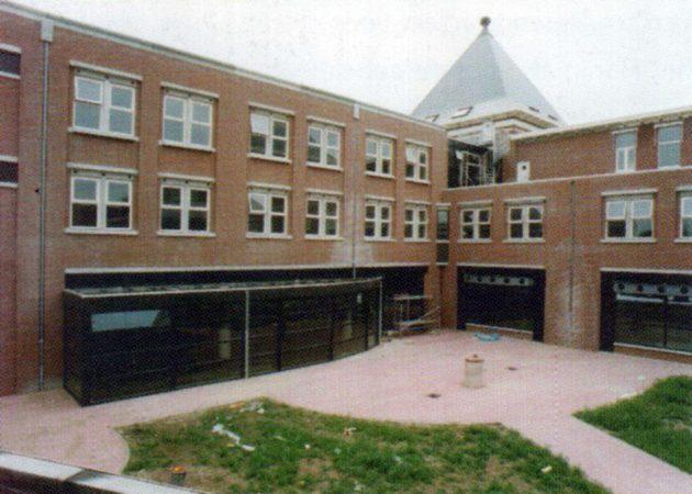 Florijncollege Breda Restauratie