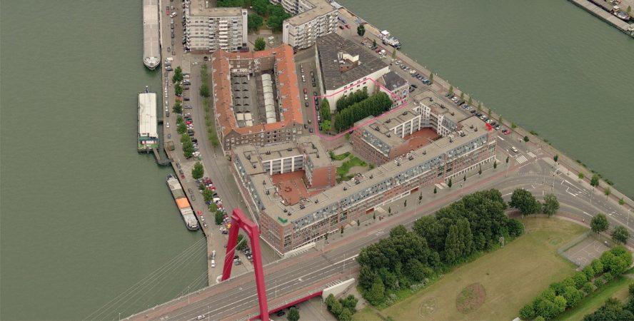 Maatpak Noordereiland Rotterdam Nieuwbouw