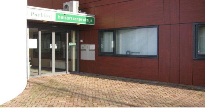 Entree Huisartsenpost Parkhof Maassluis