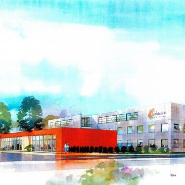 Impressie Markiezaat College Bergen op Zoom