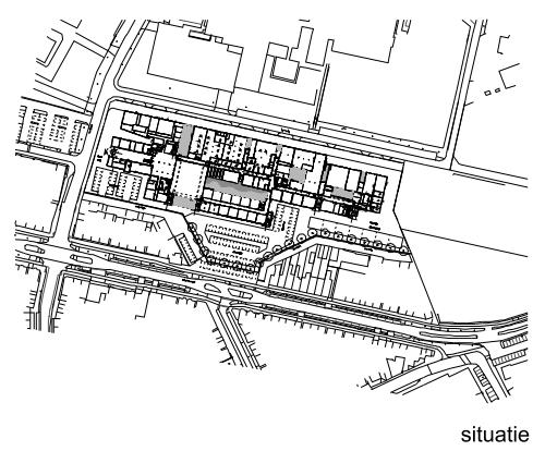 Situatie Markiezaat College Bergen op Zoom